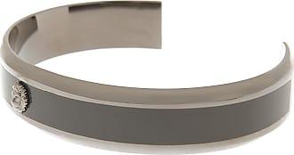 Versace Bracelet for Men On Sale, Ruthenium, Metal, 2017, One Size
