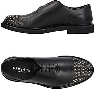 FOOTWEAR - Lace-up shoes on YOOX.COM Versace
