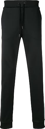 casual logo track pants - Black Versace Jeans Couture