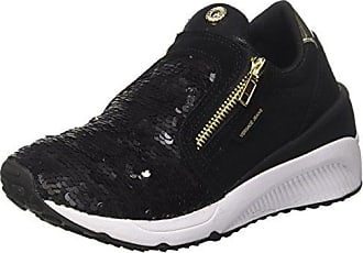 Womens Ee0vrbsd2_e70019 Trainers, Black Versace Jeans Couture
