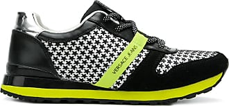 star print sneakers - Black Versace Jeans Couture