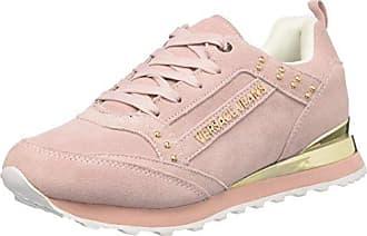 Versace Jeans EE0VRBSB2_E70022, Zapatillas para Mujer, Dorado (Oro Rosa E925), 39 EU