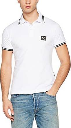 EB3GRA7P3 E36571, Camiseta para Hombre, Gris (Grigio E800), 46 (XS) Versace Jeans Couture
