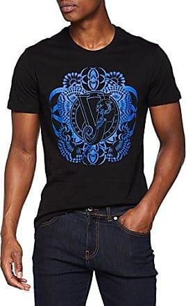 Jeans EB3GRB71E-E899, T-Shirt Homme, Noir (Nero E899), XXLVersace
