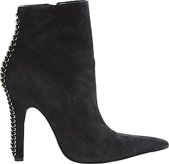 Pre-owned - Leather lace up boots Versace