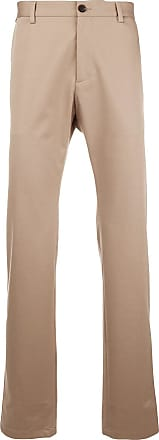 slim-fit trousers - Nude & Neutrals Versace