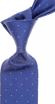 Ties On Sale, Electric Blue Melange, Silk, 2017, one size Versace