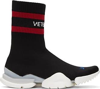 Sneakers for Women On Sale, Blue, Textile, 2017, US 4 - UK 3 - EU 34.5 VETEMENTS
