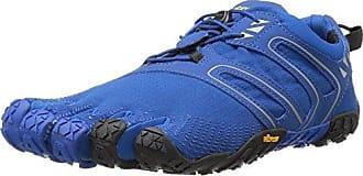 Vibram FiveFingers V, Chaussures de Trail Homme, Bleu (Tapestry/Blue), 47 EU