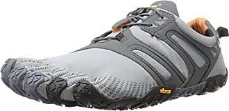 Vibram Fivefingers V-Run Black/Yellow, Chaussures, Baskets & chaussures de sport, Running, Gris, Male, 40