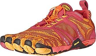 KMD EVO, Zapatillas de Deporte Exterior Mujer, Multicolor (Red/Orange/Black), 39 Vibram Fivefingers