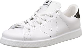 victoria Unisex-Erwachsene Slip on Glitter Sneaker, Black (10 Negro), 37 EU