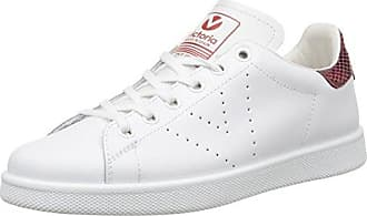 Victoria Deportivo Serraje, Sneaker Unisex-Adulto, Rosso (Burdeos), 36 EU