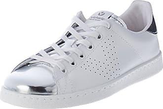 Victoria 1250126, Sneaker Donna, (Argent (Plata)), 38 EU
