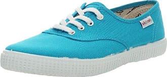 Adidas Originals - Zapatillas de Tela para Mujer Turquesa Turquesa, Color Turquesa, Talla 38 2/3 EU
