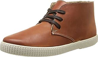 106785, Desert boots mixte adulte, Gris, 45 EUVictoria