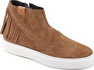 victoria Damen Botin Flecos Serraje Desert Boots, Braun (Cuero 71), 39 EU