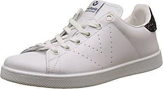 Unisex-Erwachsene Deportivo Piel Sneaker, Blau (Marino), 40 EU Victoria