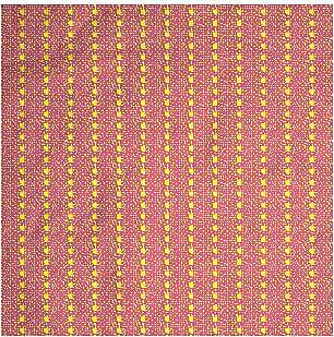 Mens Silk Pocket Square - Prayer Wheel Silk Square by VIDA VIDA