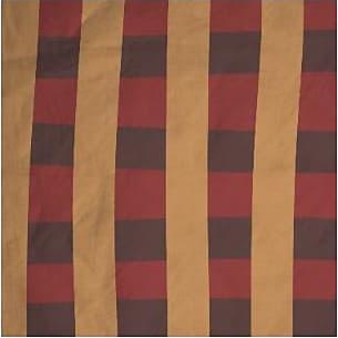 Mens Silk Pocket Square - Fossil Fern by VIDA VIDA