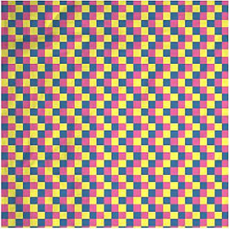 Silk Square Scarf - Colors Splash by VIDA VIDA