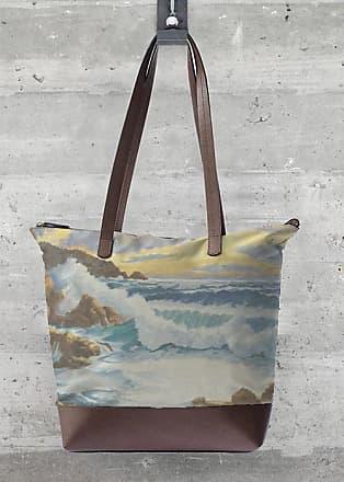 VIDA Statement Bag - Ipanema Beach Bag by VIDA