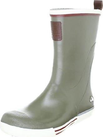 Viking REGATTA 1-42120-3701 - Botas de agua de caucho unisex, color verde, talla 36