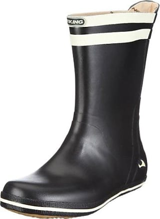 Viking - Botas para hombre, color negro, talla 40.5