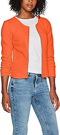 Vila CLOTHES Vinaja New Long Jacket-Fav, Chaqueta de Traje para Mujer, Azul (Allure Allure), 42 (Talla del fabricante: Large)