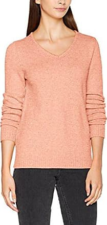 CLOTHES VILUDO L/S SWEAT, Sweat-Shirt Femme, Rose (Rose Dust), 40 (Taille fabricant: Large)Vila