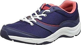 Vionic Kona, Zapatillas de Deporte para Mujer, Gris (Grey), 36 EU (9 UK) Vionic