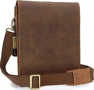 Satteltasche/Handtasche Atlantic - mit Überschlag - Sandfarbened Leder - (2195) Größe: B: 28 cm, H: 22 cm, T: 14,5 cm Visconti