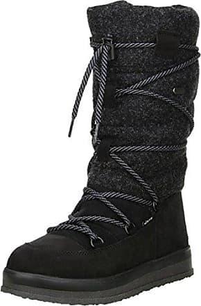 Canada Snow Quebec Grey, Schuhe, Stiefel & Boots, Winterstiefeletten, Grau, Lila, Female, 36