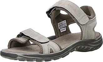 Vista Damen Trekking Wander Outdoorschuhe Sandalen braun, Größe:40;Farbe:Braun