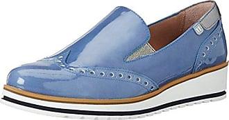 Vitti Love 541-012, Mocasines para Mujer, Azul (Marino 008), 39 EU