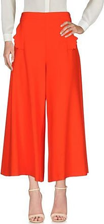 Pants for Women On Sale, Red, polyester, 2017, 24 26 28 Vivetta