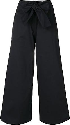 Pants for Women On Sale, Black, polyester, 2017, 26 28 Vivetta