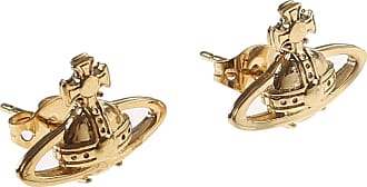 Vivienne Westwood Earrings for Women, Gold, Brass, 2017, One Size