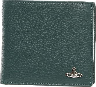 Wallet for Women, Anglomania, Leopard Green, Leather, 2017, One size Vivienne Westwood
