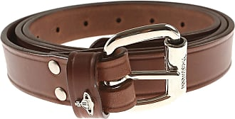 Belt for Women On Sale in Outlet, Cigar, Suede leather, 2017, Universal Size Prada