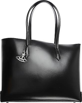 Top Handle Handbag, Anglomania, Black, Leather, 2017, one size Vivienne Westwood