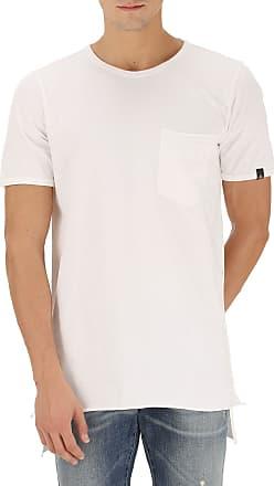 Camiseta de Hombre Baratos en Rebajas, Blanco, Algodon, 2017, XS Vivienne Westwood