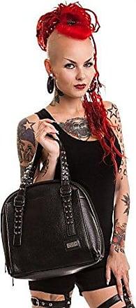 VixxSin Azana Bag Umhängetasche Nieten Gothic Steampunk Vixxsin