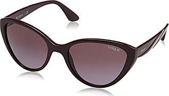 Vogue 0VO2963S 228713, Montures de Lunettes Femme, Violet (Top Purple/Yellow/Browngradient), 53
