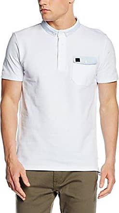 Voi Redford - Polo - Manches Courtes - Homme - Gris (Salt and Pepper Marl) - Small (Taille Fabricant: Small)