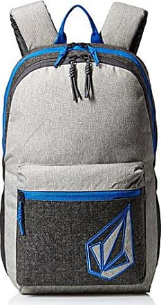Volcom Academy Backpack Rucksack, Sacs à dos mixte adulte, Blau (Ash Blue), 14x30x45 cm (B x H T)