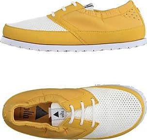 70223793501605 Sneaker - Scarpe da Ginnastica Basse Uomo, Giallo (Gelb (Yellow)), 44 Marc O'Polo