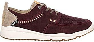 WAU WC96079 - Zapatillas de Deporte de Otra Piel Hombre, Beige (Beige (Natural C31876)), 42 EU