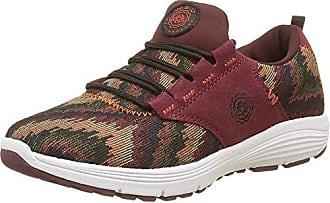 WAU WS96007, Sneaker Donna, Verde (Verde (Green)), 40 EU