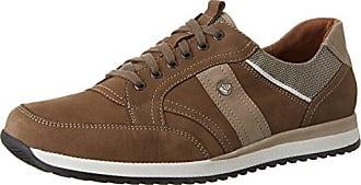 Holden, Zapatos de Cordones Oxford para Hombre, Gris (Vel. Crazy-H. Miniw. Palm Peltro Tabak Schlamm 406), 42 EU Waldläufer